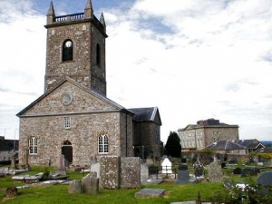 cathédrale de Clogher
